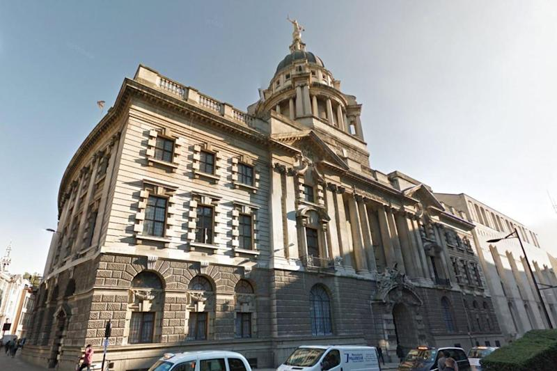 Found guilty: The pair were convicted at the Old Bailey (Google Maps)