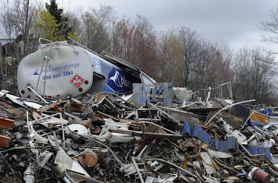"""<span class=""""caption"""">Environmentally dangerous dumps, landfills and pulp and paper mills are more likely to be sited in African Nova Scotian and Mi'kmaw communities. These communities suffer from high rates of cancer and respiratory illness.</span> <span class=""""attribution""""><span class=""""source"""">(Shutterstock)</span></span>"""