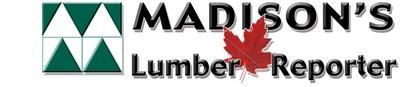 Madison's Lumber Reporter logo (CNW Group/Madison's Lumber Reporter)