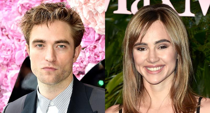 Robert Pattinson Kisses Suki Waterhouse in London During PDA-Filled Outing