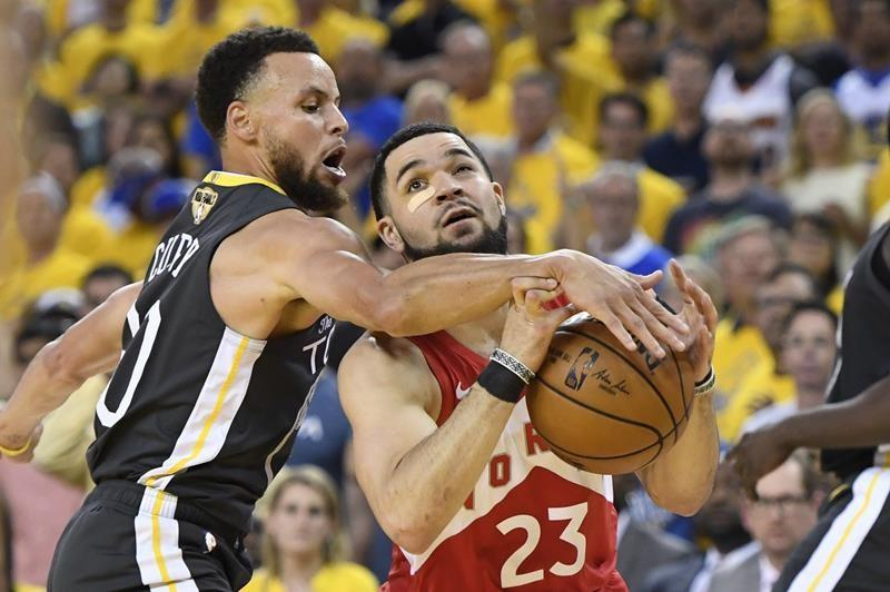 VanVleet's steely playoff performance no surprise to those who know him best