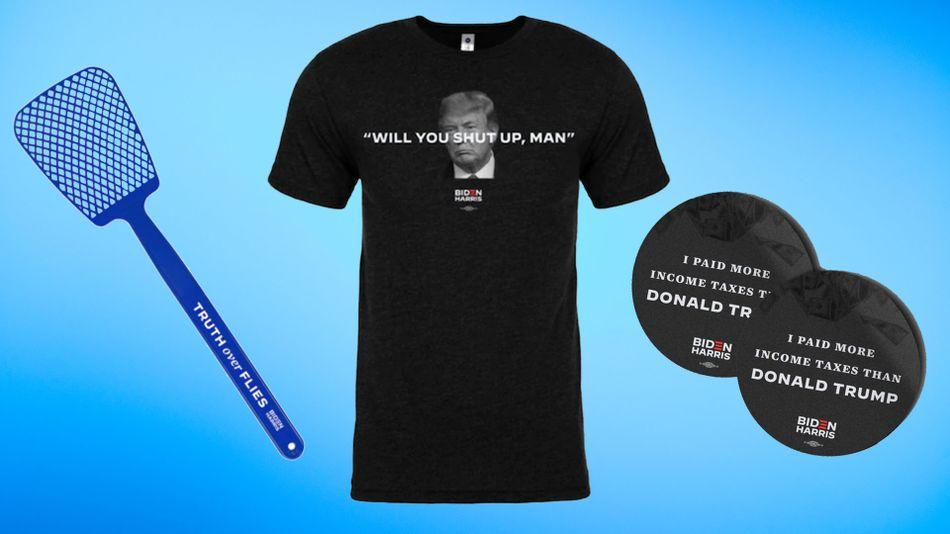 An inside look at how Biden's campaign is winning the viral merch game