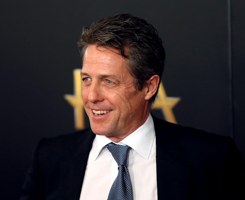 BEVERLY HILLS, CA - NOVEMBER 06: Actor Hugh Grant attends the 20th Annual Hollywood Film Awards on November 6, 2016 in Beverly Hills, California. (Photo by David Livingston/Getty Images)