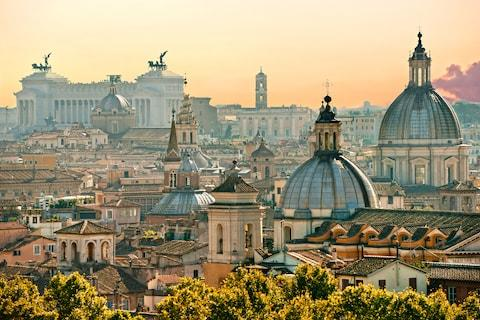 Tour Rome's most cinematic spots with Martin Randall - Credit: istock