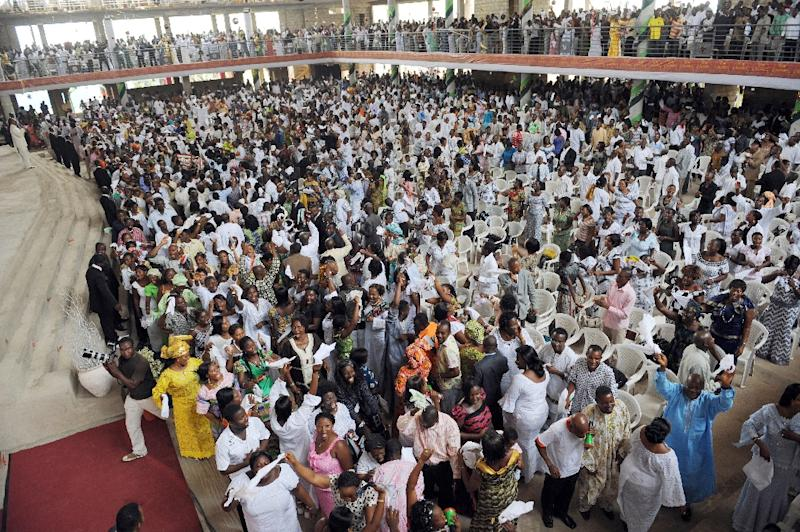 pentecostal and charismatic churches in ghana