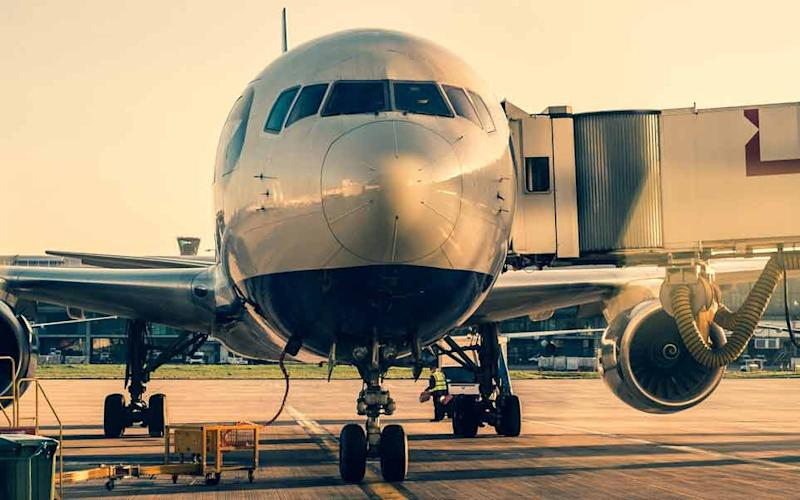 Air travel and superstitions go hand in hand - istock