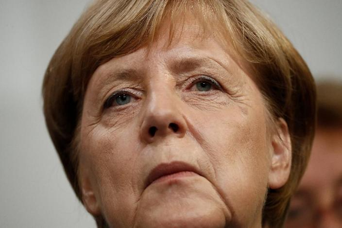German Chancellor and CDU party leader Angela Merkel has been in power for 12 years (AFP Photo/Odd ANDERSEN)