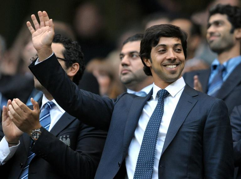 Manchester City's rise on the European stage has been bankrolled by owner Sheikh Mansour's billions of investment