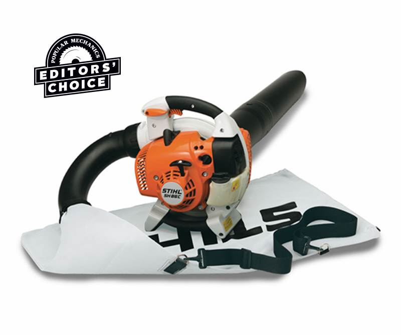 """<p><strong>stihl</strong></p><p>stihlusa.com</p><p><strong>$289.95</strong></p><p><a href=""""https://www.stihlusa.com/products/blowers-and-shredder-vacs/shredder-vacs/sh86ce/"""" target=""""_blank"""">Buy Now</a></p><p><strong>Weight: </strong>12.2 lb. (with tube and bag)<strong> </strong>