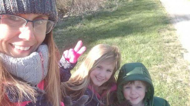 PHOTO: Jessica Bachman and her two children. (Jessica Bachman )