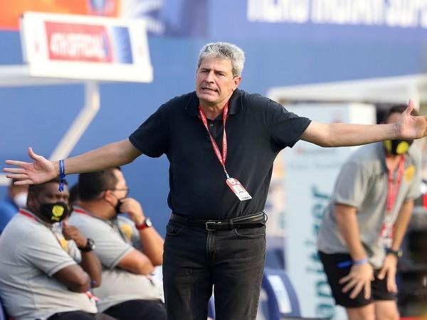 Hyderabad FC head coach Manuel Marquez (Photo/ ISL)