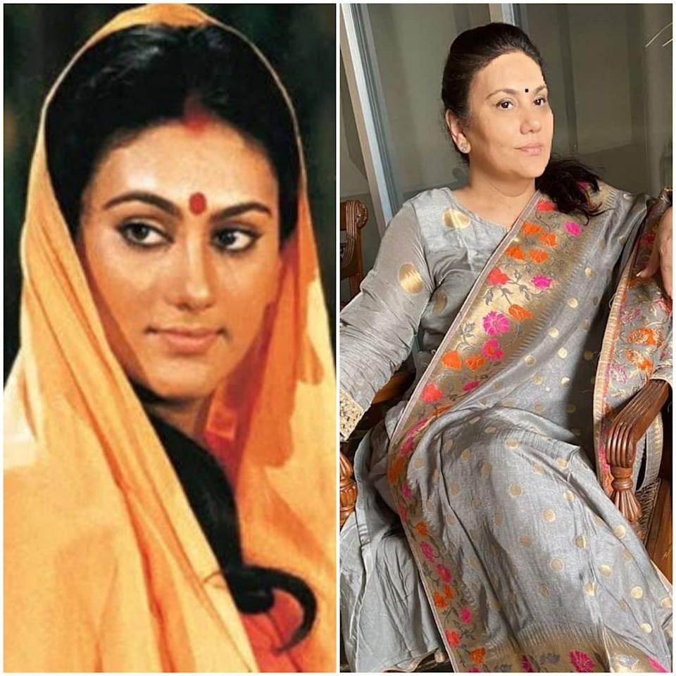 Even this actress couldn't cast off the image of <em>Sita </em>after rising to fame as her in the serial. Her post-Ramayan career charts serials like <em>The Sword of Tipu Sultan</em> and <em>Luv Kush, </em>and few<em> Hindi films like Ghar Ka Chiraag</em> and <em>Rupaye Dus Karod</em> with Rajesh Khanna in the lead. She is married to Hemant Topiwala, who owns 'Tips and Toes cosmetics' and 'Shringar Bindi', and is blessed with two daughters.