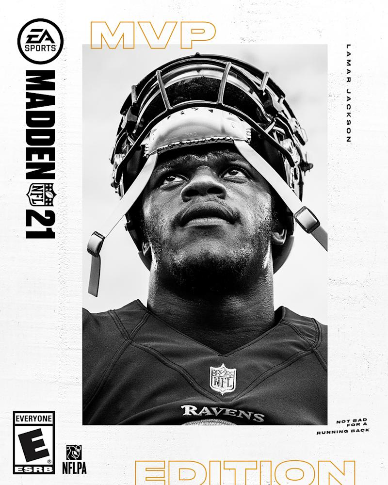 Madden 21 cover (via EA Sports)