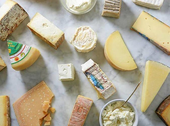 """<h2>26. Murray's Cheese of the Month Subscription</h2> <p><strong>Cost:</strong> $75/month</p> <p><strong>What you get: </strong>Three to four half-pound cuts of cheese</p> <p><strong>Why we love it: </strong>Calling all cheese lovers—we've found the subscription box for you. <a href=""""https://www.murrayscheese.com/monthly-clubs?promo_name=home_hero_monthly_clubs&promo_id=monthly_clubs_clp&promo_position=home_hero_monthly_clubs&promo_creative=home_hero_monthly_clubs%22"""" rel=""""nofollow noopener"""" target=""""_blank"""" data-ylk=""""slk:Murray's Cheese of the Month"""" class=""""link rapid-noclick-resp"""">Murray's Cheese of the Month</a> sources the highest quality cheese from producers around the world and delivers it to your door along with a well-thought information card listing serving and wine pairing suggestions. Consider this an excuse to invite your friends over every month.</p> <p><a class=""""link rapid-noclick-resp"""" href=""""https://www.murrayscheese.com/monthly-clubs?promo_name=home_hero_monthly_clubs&promo_id=monthly_clubs_clp&promo_position=home_hero_monthly_clubs&promo_creative=home_hero_monthly_clubs%22"""" rel=""""nofollow noopener"""" target=""""_blank"""" data-ylk=""""slk:Sign Up Murray's Monthly Club"""">Sign Up <em>Murray's Monthly Club</em></a></p>"""