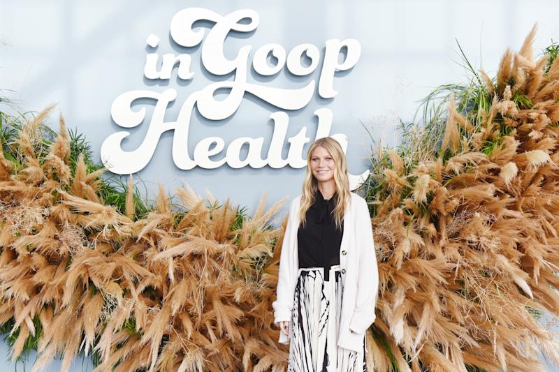 RICHMOND, CALIFORNIA - NOVEMBER 16: Gwyneth Paltrow attends the In goop Health Summit San Francisco 2019 at Craneway Pavilion on November 16, 2019 in Richmond, California. (Photo by Ian Tuttle/Getty Images for goop)