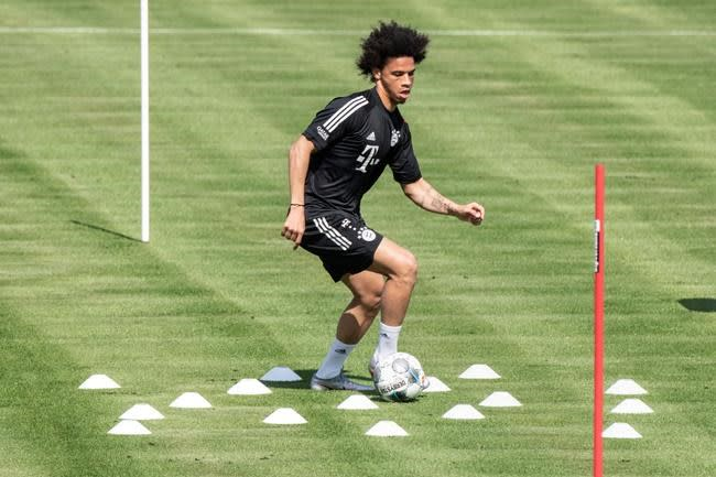 Sane says he won't suffer if City lifts Euro Cup without him