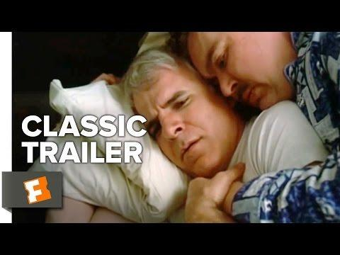 """<p><em>Planes, Trains, and Automobiles</em> follows Steve Martin as Neal Page, a man who is trying to return home to Chicago in time to spend Thanksgiving with his wife and kids—but a snowstorm causes his flight to be rerouted to Kansas. He ends up having to stay with Del Griffith (played by John Candy), an annoying stranger who makes for an interesting time.</p><p><a class=""""link rapid-noclick-resp"""" href=""""https://www.amazon.com/gp/video/detail/B0035LNYAY/ref=msx_wn_av?tag=syn-yahoo-20&ascsubtag=%5Bartid%7C10057.g.37928237%5Bsrc%7Cyahoo-us"""" rel=""""nofollow noopener"""" target=""""_blank"""" data-ylk=""""slk:WATCH NOW"""">WATCH NOW</a></p><p><a href=""""https://www.youtube.com/watch?v=ZfnvrPZSFb8"""" rel=""""nofollow noopener"""" target=""""_blank"""" data-ylk=""""slk:See the original post on Youtube"""" class=""""link rapid-noclick-resp"""">See the original post on Youtube</a></p>"""