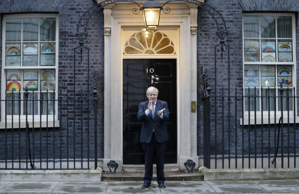 UK PM: At low point, doctors prepared my death announcement