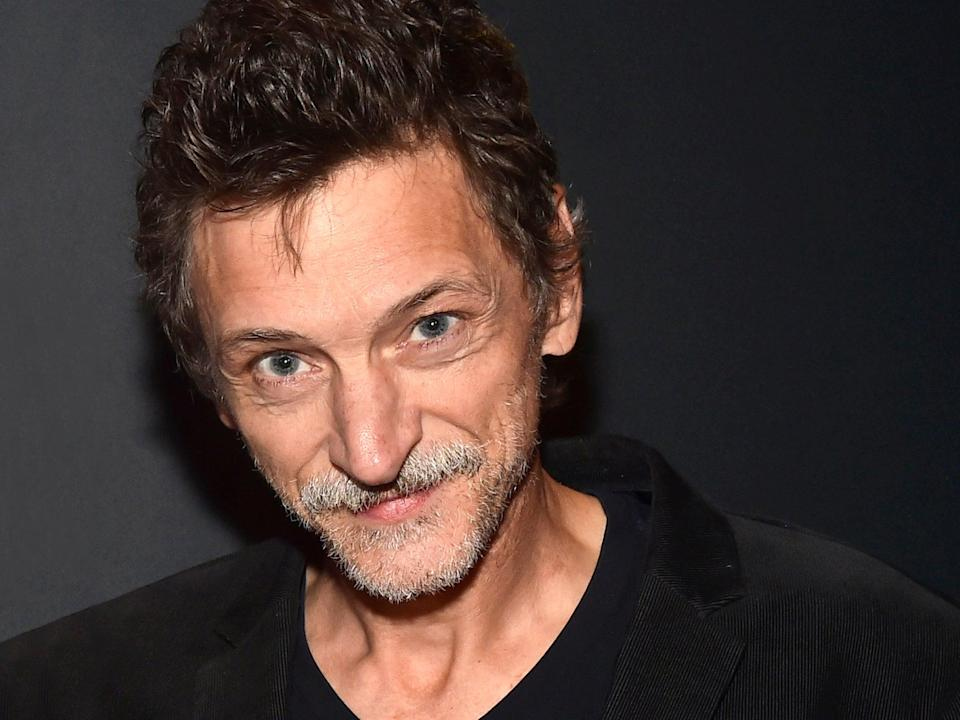 <p>John Hawkes: 'I've always pulled for the underdog, and the underdog rarely wins'</p> (Frazer Harrison/Getty)