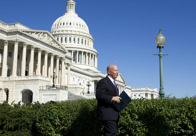 House Ways and Means Chairman Rep. Kevin Brady, R-Texas is the GOP's chief tax writer in the House. ( AP Photo/Jose Luis Magana)