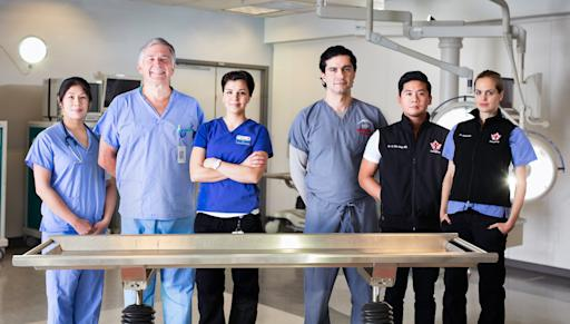 Record Breaking Documentary Series Emergency Room Life Death At VGH Returns To BCs Knowledge
