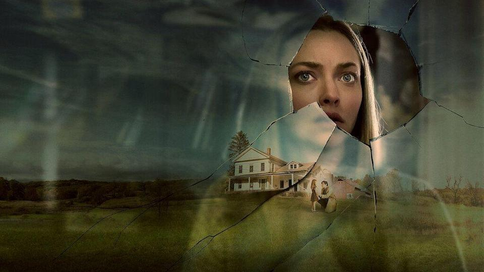 """<p>Based on the book <em>All Things Cease to Appear </em>by Elizabeth Brundage<em>, </em>this film follows a family that moves from the city out to a farmhouse in upstate New York. As Catherine (Amanda Seyfried) starts to feel more lonely and isolated in her role as wife and mother, she starts to experience strange things in the house, possibly related to its previous (and deceased) owners.</p><p><a class=""""link rapid-noclick-resp"""" href=""""https://www.netflix.com/watch/81048729"""" rel=""""nofollow noopener"""" target=""""_blank"""" data-ylk=""""slk:STREAM NOW"""">STREAM NOW</a></p><p><strong>RELATED:</strong> <a href=""""https://www.goodhousekeeping.com/life/entertainment/g27047877/best-true-crime-documentaries-netflix/"""" rel=""""nofollow noopener"""" target=""""_blank"""" data-ylk=""""slk:True Crime Documentaries on Netflix That Are Too Scary for Primetime"""" class=""""link rapid-noclick-resp"""">True Crime Documentaries on Netflix That Are Too Scary for Primetime</a></p>"""