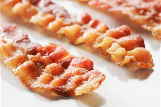 Best of three: Bacon