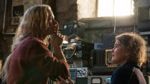 """We don't currently know very much about writer-director John Krasinski's follow-up to <a href=""""https://uk.movies.yahoo.com/tagged/a-quiet-place"""" data-ylk=""""slk:the surprise horror smash hit of 2018"""" class=""""link rapid-noclick-resp"""">the surprise horror smash hit of 2018</a>, but we do know that everyone is still going to have to be very, very quiet. It's in the title. (Credit: Paramount)"""