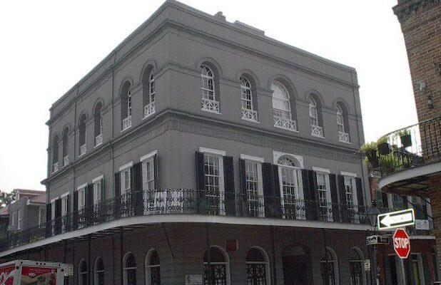 'The Conjuring' Writers Developing Horror Films Based on Haunted LaLaurie Mansion