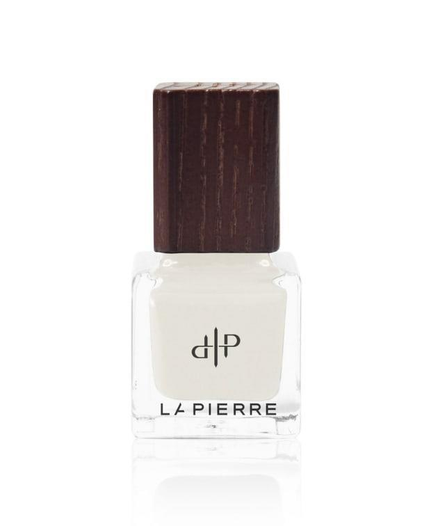 """<p>La Pierre Cosmetics Lacquer in Meet My Boyfriend, Matte Top Coat, $15, <a href=""""https://shop-links.co/1740184199799054806"""" rel=""""nofollow noopener"""" target=""""_blank"""" data-ylk=""""slk:available here"""" class=""""link rapid-noclick-resp"""">available here</a>.</p>"""