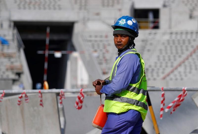 Qatar further eases restrictions on migrant workers' exit