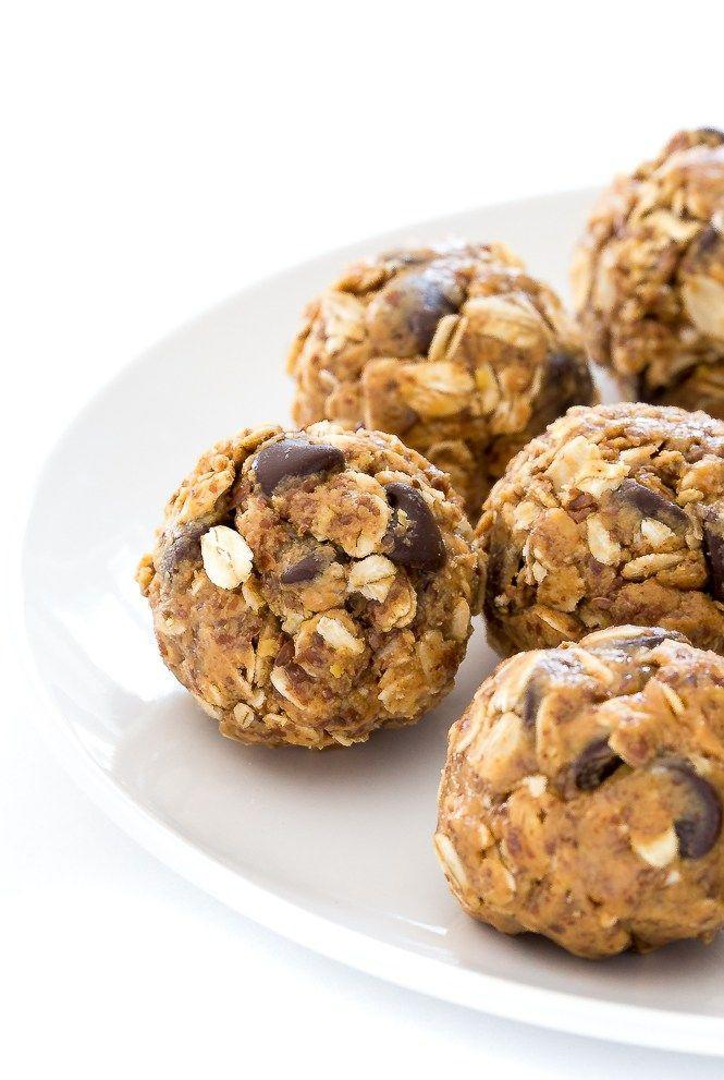 """<p>Energy bites are such a fun, quick breakfast before a busy day. These have just five ingredients, including ground flaxseed for a boost of fiber. Bonus: You don't even need to turn on the oven! </p><p><strong>Get the recipe at <a href=""""https://chefsavvy.com/5-ingredient-peanut-butter-energy-bites/"""" rel=""""nofollow noopener"""" target=""""_blank"""" data-ylk=""""slk:Chef Savvy"""" class=""""link rapid-noclick-resp"""">Chef Savvy</a>.</strong></p><p><strong><a class=""""link rapid-noclick-resp"""" href=""""https://go.redirectingat.com?id=74968X1596630&url=https%3A%2F%2Fwww.walmart.com%2Fsearch%2F%3Fquery%3Dpioneer%2Bwoman%2Bmixing%2Bbowl&sref=https%3A%2F%2Fwww.thepioneerwoman.com%2Ffood-cooking%2Fmeals-menus%2Fg34922086%2Fhealthy-breakfast-ideas%2F"""" rel=""""nofollow noopener"""" target=""""_blank"""" data-ylk=""""slk:SHOP MIXING BOWLS"""">SHOP MIXING BOWLS</a><br></strong></p>"""