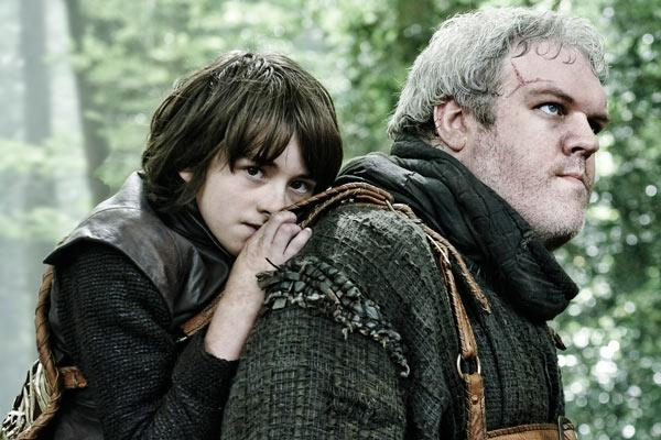 'Game Of Thrones' Recap: The Stark Boys' Fates Are Revealed