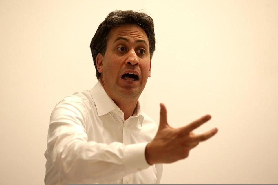 Ed Miliband says carbon-neutral steelmaking is within reach, with proper investment  (AFP)