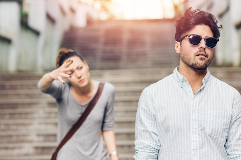 These immature, inconsiderate behaviors could be red flags. (Photo: Mixmike via Getty Images)