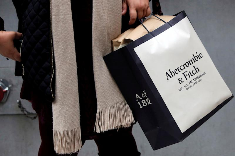 Abercrombie Fitch Is Getting Back To Its Roots
