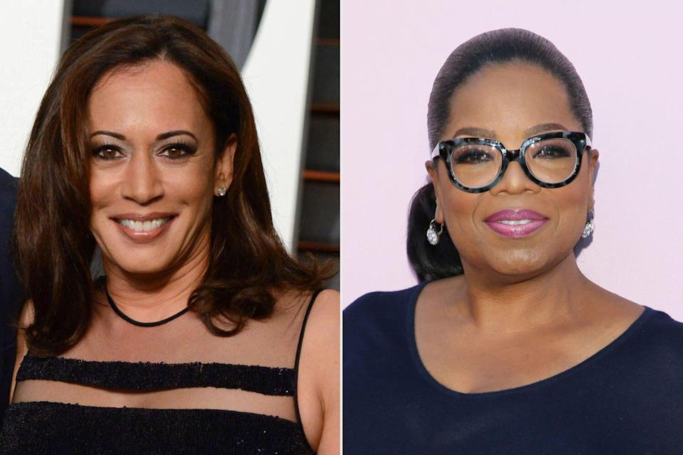 Kamala Harris Surprises Her Sorority Sisters and More Highlights from Oprah's Week-Long Election Town Halls
