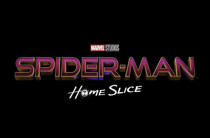 Spider-Man: Home Slice title card