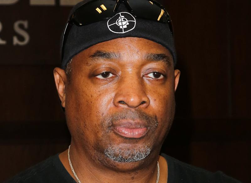 "<a href=""https://www.huffingtonpost.com/topic/Public%20Enemy"">Public Enemy</a> rapper Chuck D has launched a scathing attack on President Donald Trump."