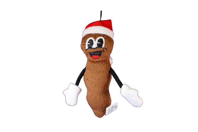 "<p>You won't be a party pooper with the holiday character that can unite people of all beliefs. Mr. Hanky's not No. 2 in our books! <a href=""https://www.amazon.com/Kurt-Adler-South-Hankey-Ornament/dp/B00PKVXQQ4/ref=sr_1_1"" rel=""nofollow noopener"" target=""_blank"" data-ylk=""slk:Buy here"" class=""link rapid-noclick-resp""><strong>Buy here</strong></a> </p>"