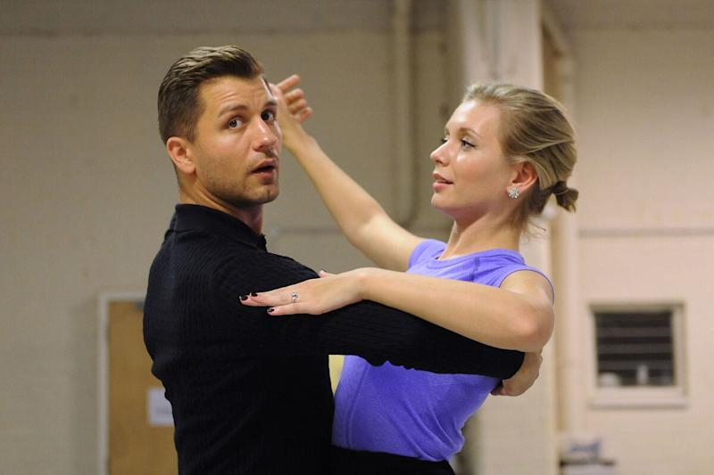 The 'Countdown' presenter announced her split from her husband just weeks after her stint on the show. Earlier this year, it was confirmed that Rachel and her partner Pasha Kovalev are dating, however, she remains insistent that 'Strictly' had nothing to do with her marriage split.