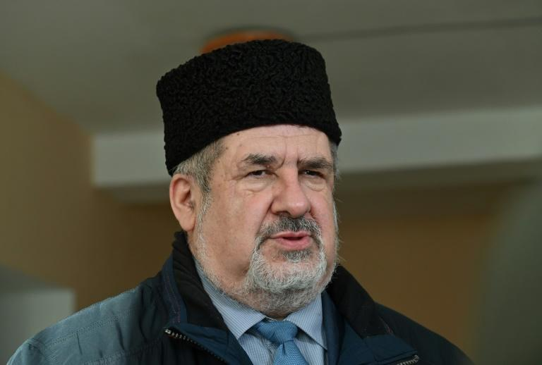Refat Chubarov, a community leader who spearheaded release efforts in 2019, said he had urged Abbasova and another returnee to start again and 'grab onto life'