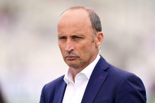 Nasser Hussain has called for the England and Wales Cricket Board to punish Yorkshire (Mike Egerton/PA)