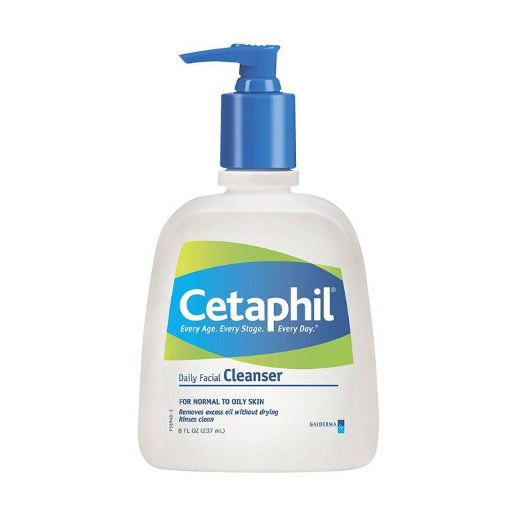 Cetaphil, face wash, cleanser