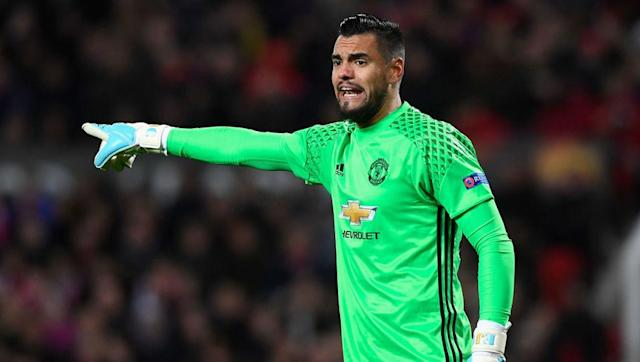 <p>Nearly two years after he joined the club for free as a former favourite of Louis van Gaal, Manchester United fans have finally warmed to Sergio Romero this season.</p> <br><p>The Argentina number one has largely been first choice on the club's run to the Europa League final and has never yet let the side down whenever he's been given the nod. To then have world class David de Gea in front is plain ridiculous.</p>