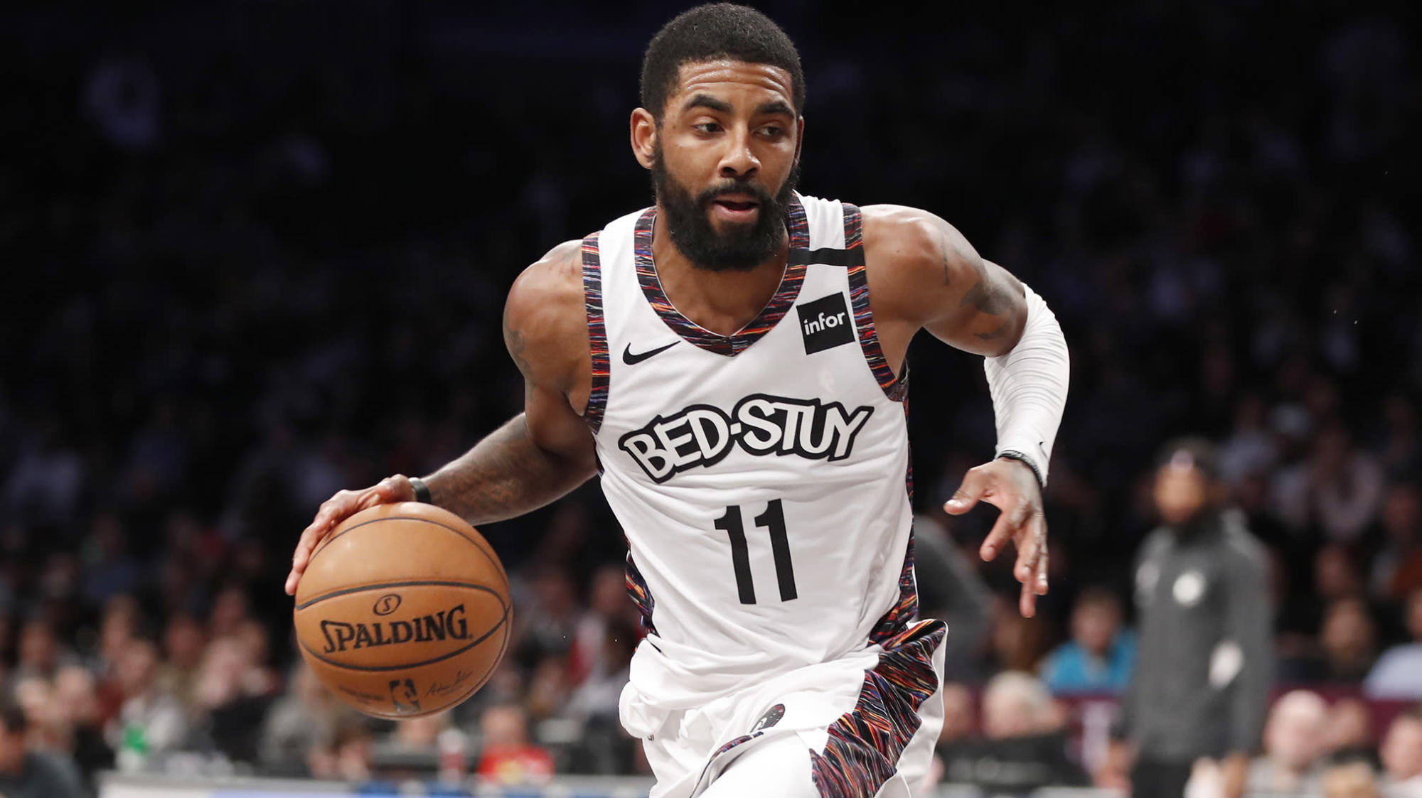 Is Kyrie Irving Worth the Risk in 2020-21?