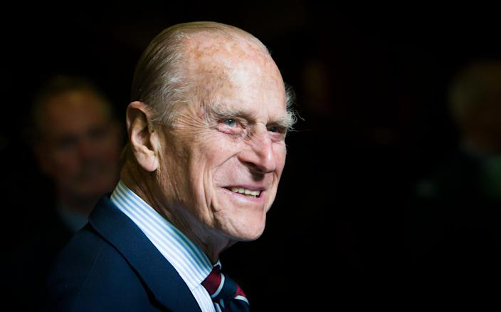 <p>Prince Philip's funeral will take place on Saturday at Windsor Castle</p> (Getty Images)
