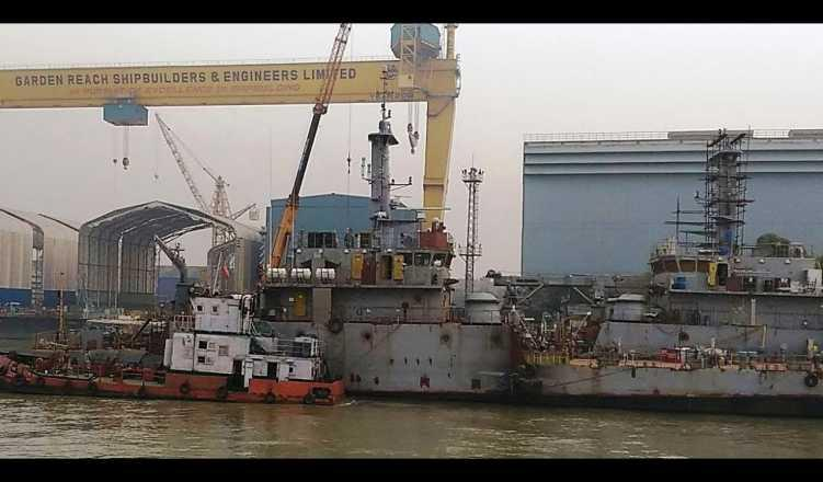 Garden Reach Shipbuilders gets Rs 6,311 crore Navy contract