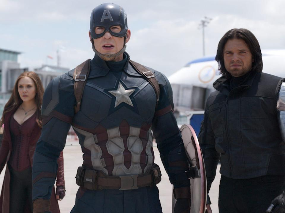"""The third """"Captain America"""" movie felt like another """"Avengers"""" sequel."""