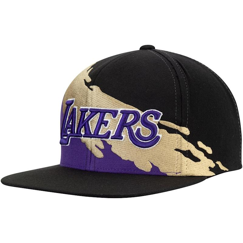 Lakers Adjustable Snapback Hat